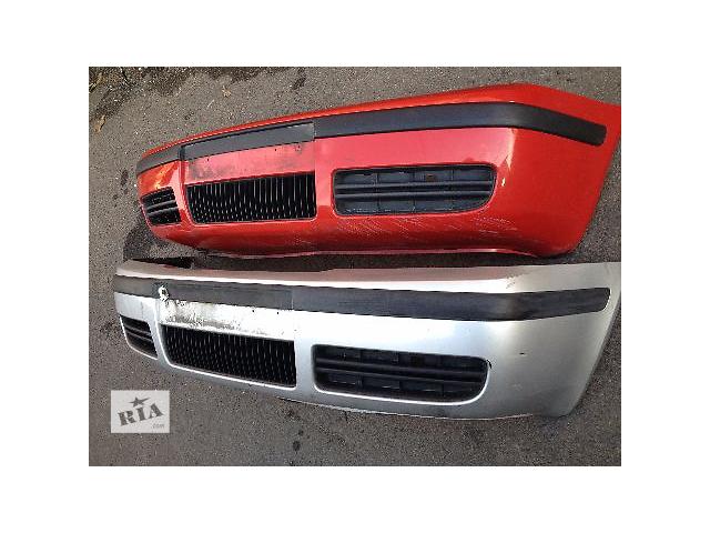 Б/у бампер передний для легкового авто Skoda Octavia в наличии- объявление о продаже  в Луцке