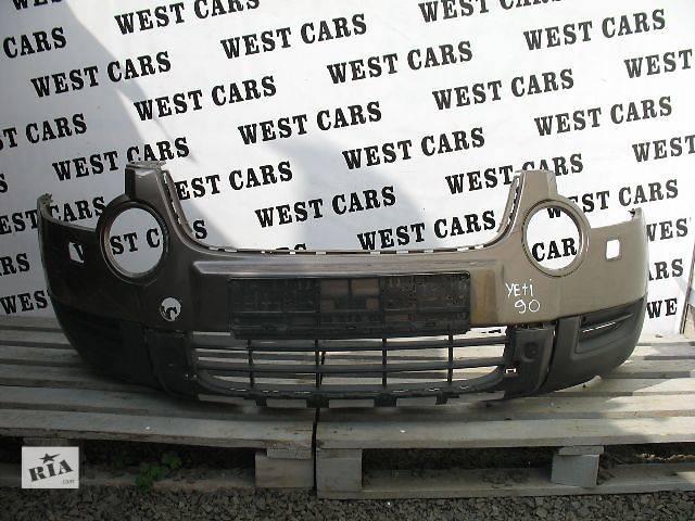 продам Б/у бампер передний для легкового авто Skoda Yeti бу в Луцке