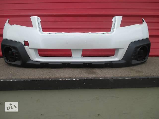 продам Б/у бампер передний для легкового авто Subaru Outback бу в Киеве