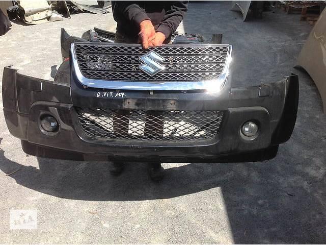 бу Б/у бампер передній для легкового авто Suzuki Grand Vitara в Ровно
