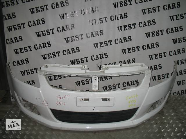 бу Б/у бампер передний для легкового авто Suzuki Swift 2010 в Луцке
