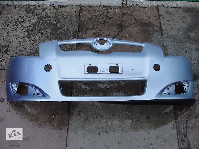 Б/у бампер передний для легкового авто Toyota Auris ДЕШЕВО В НАЛИЧИИ!!!- объявление о продаже  в Львове