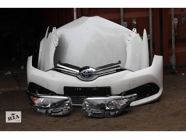 бу Б/у бампер передний для легкового авто Toyota Auris в Ровно