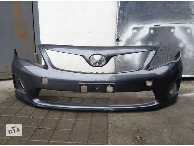 Б/у бампер передний для легкового авто Toyota Avensis 2011-2013- объявление о продаже  в Львове