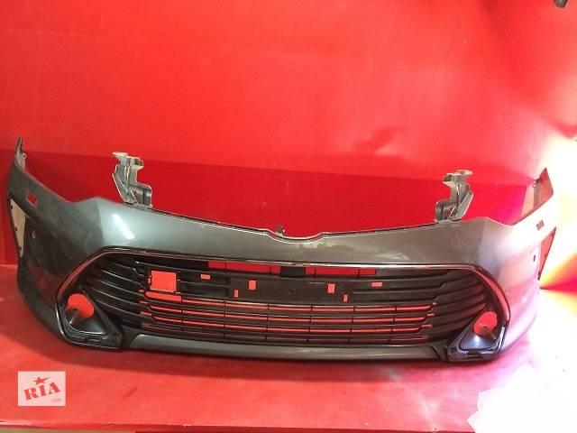 купить бу Б/у бампер передний для легкового авто Toyota Camry в Ровно