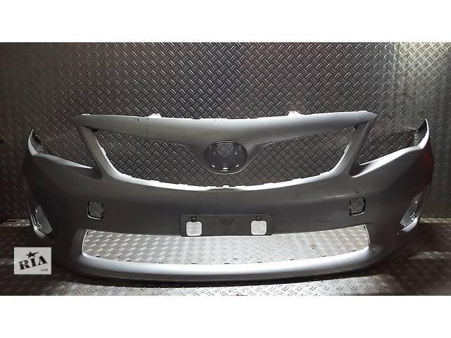 продам Б/у бампер передний для легкового авто Toyota Corolla бу в Ровно