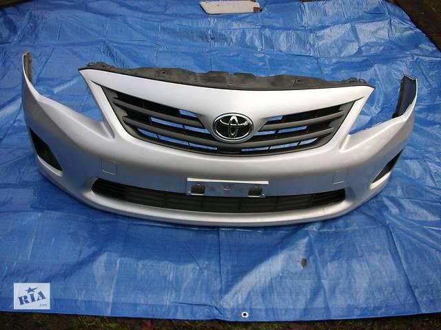 продам Б/у бампер передний для легкового авто Toyota Corolla бу в Здолбунове