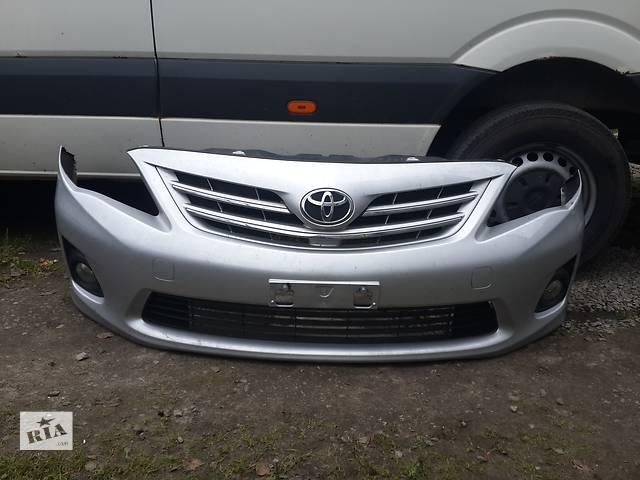 бу Б/у бампер передний для легкового авто Toyota Corolla Е15 150 в Киеве
