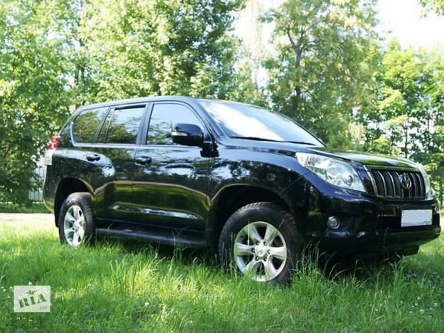бу Б/у бампер передний для легкового авто Toyota Land Cruiser Prado 150 в Ровно