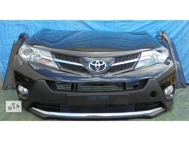 бу Б/у бампер передний для легкового авто Toyota Rav 4 в Здолбунове