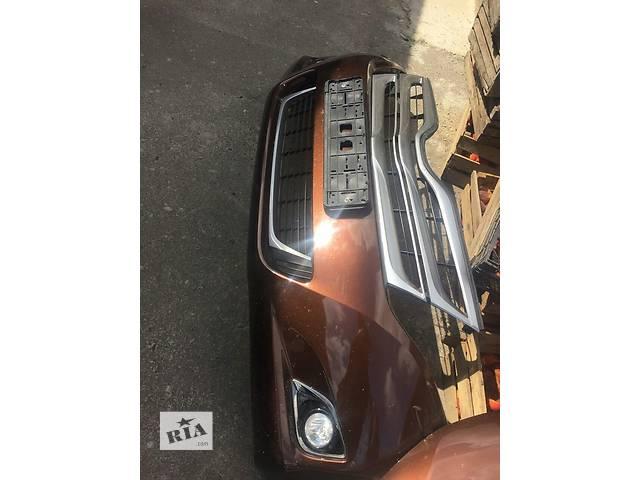 купить бу Б/у бампер передний для легкового авто Toyota Venza в Ровно