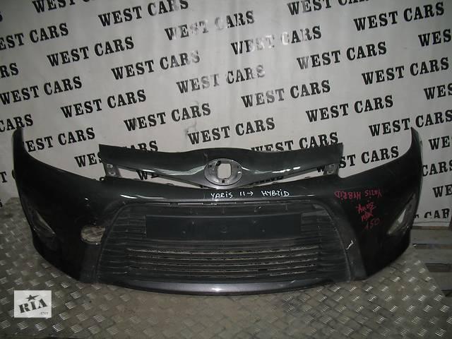 Б/у бампер передний для легкового авто Toyota Yaris- объявление о продаже  в Луцке