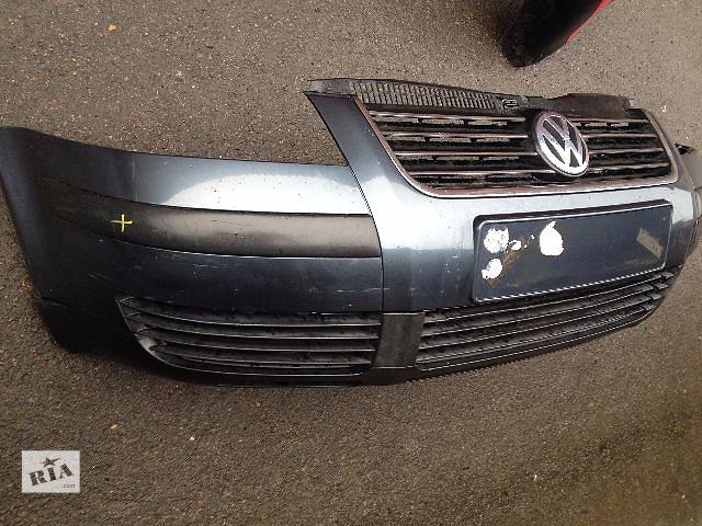 Б/у бампер передний для легкового авто Volkswagen B5 - объявление о продаже  в Луцке