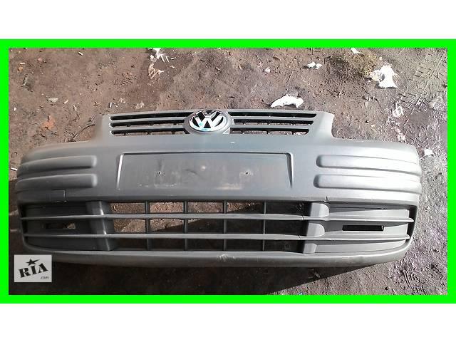 бу Б/у бампер передний для легкового авто Volkswagen Caddy в Яворове
