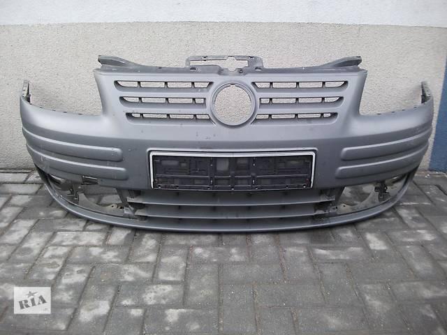 продам Б/у бампер передний для легкового авто Volkswagen Caddy бу в Львове