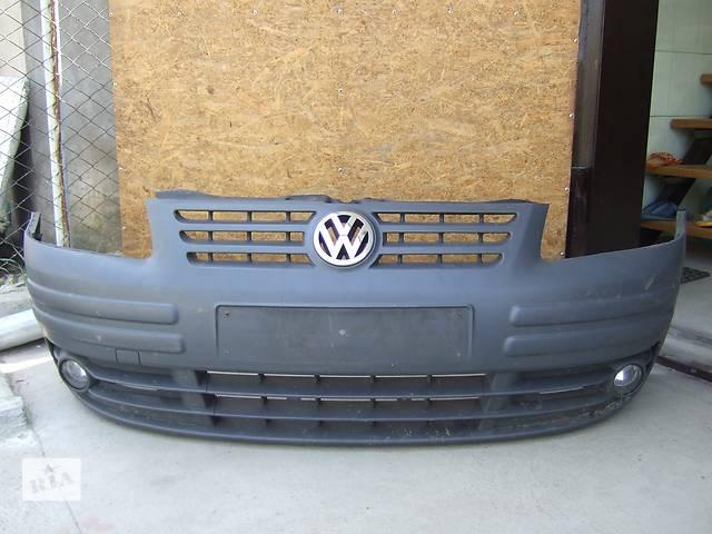 купить бу Б/у бампер передний для легкового авто Volkswagen Caddy в Львове