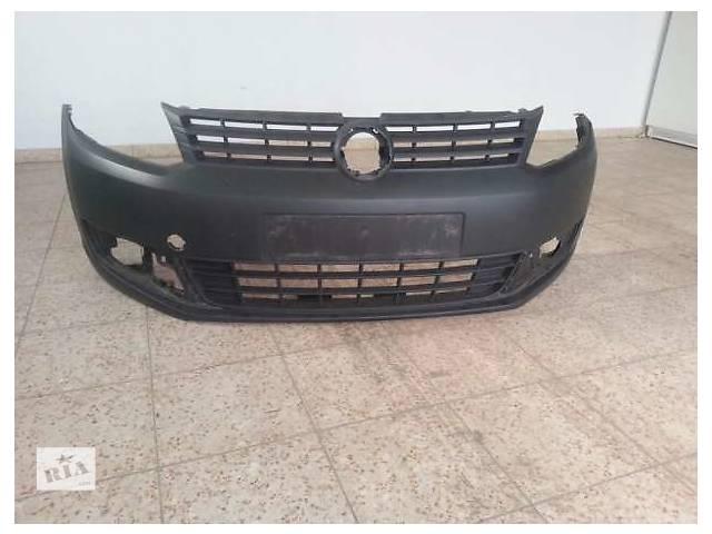Б/у бампер передний для легкового авто Volkswagen Caddy- объявление о продаже  в Стрые