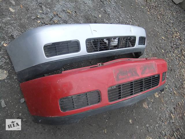 Б/у бампер передний для легкового авто Volkswagen Caddy- объявление о продаже  в Ровно