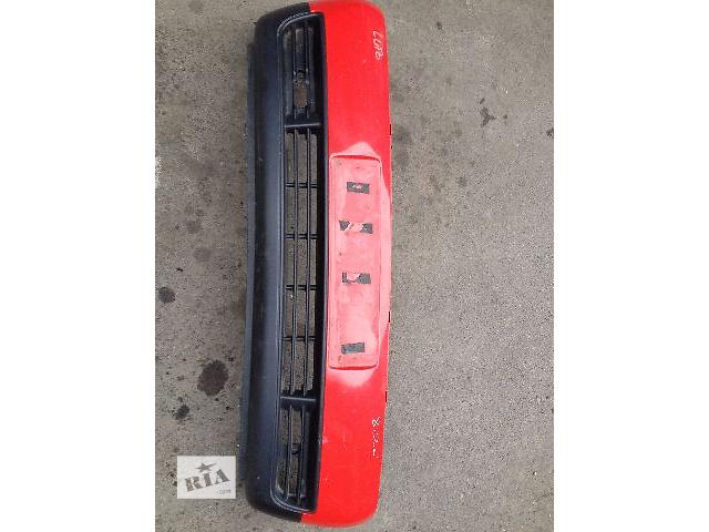 продам Б/у бампер передний для легкового авто Volkswagen Lupo (6X0807221) бу в Луцке