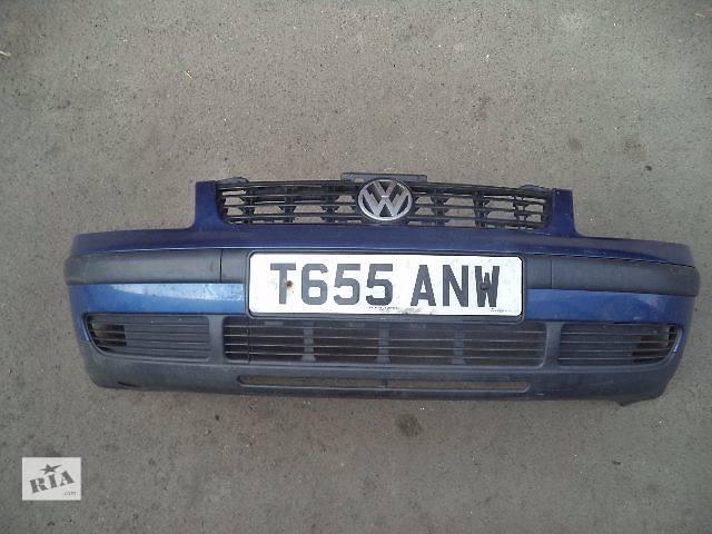 купить бу Б/у бампер передний для легкового авто Volkswagen Passat B5 (96-01) до рестайл в Луцке