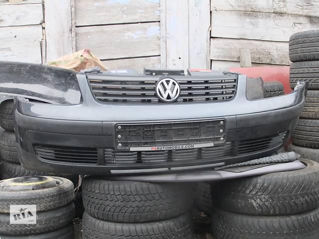 продам Б/у бампер передний для легкового авто Volkswagen Passat B5 бу в Ровно