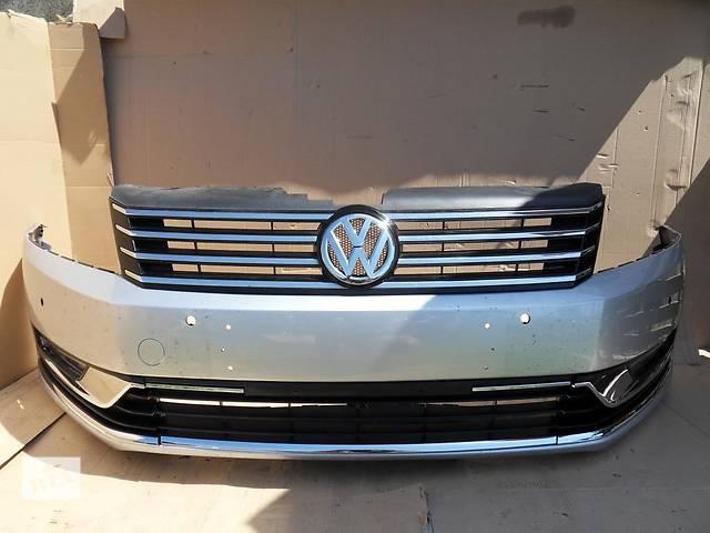купить бу Б/у бампер передний для легкового авто Volkswagen Passat B7 в Чернигове