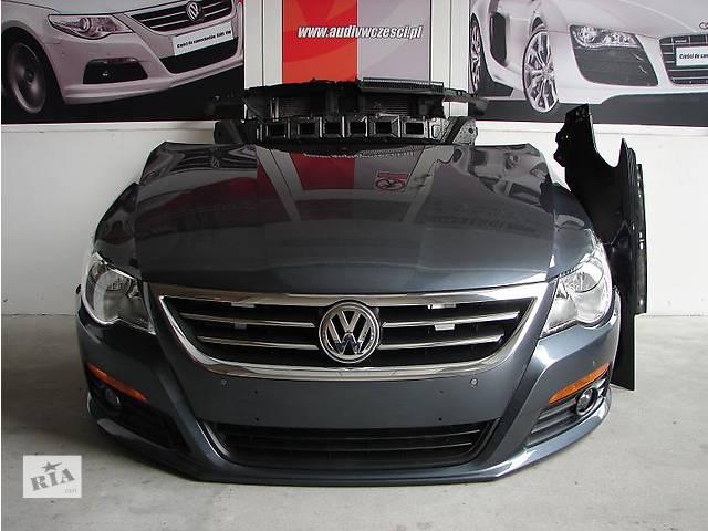 купить бу Б/у бампер передний для легкового авто Volkswagen Passat CC в Здолбунове