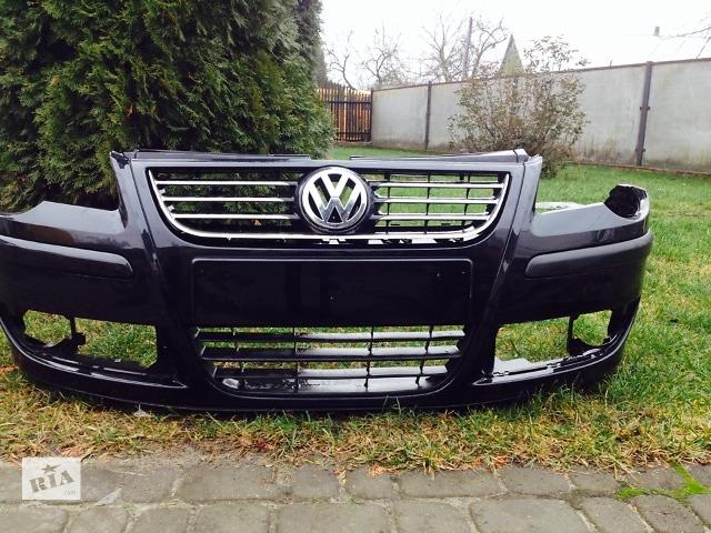 купить бу Б/у бампер передний для легкового авто Volkswagen Polo 2008 в Луцке