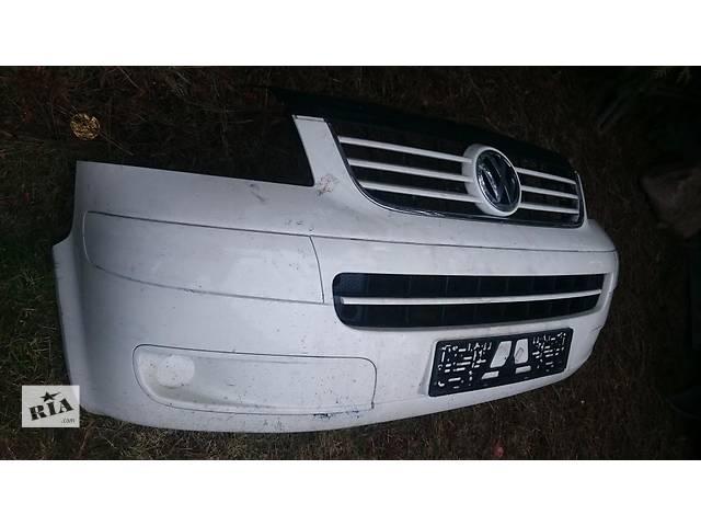 бу Б/у бампер передний для легкового авто Volkswagen T5 (Transporter) в Львове