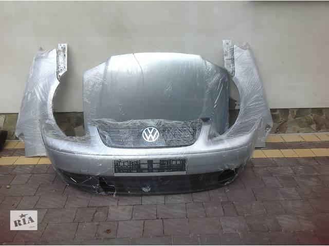 продам Б/у бампер передний для легкового авто Volkswagen Touran бу в Львове