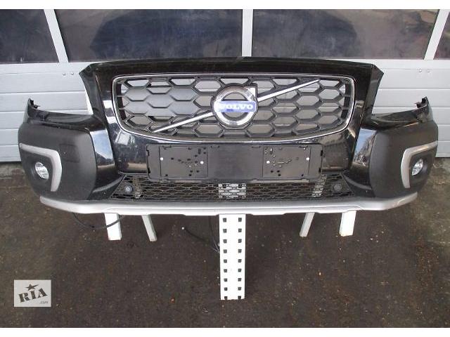 продам Б/у бампер передний для легкового авто Volvo XC70 бу в Луцке
