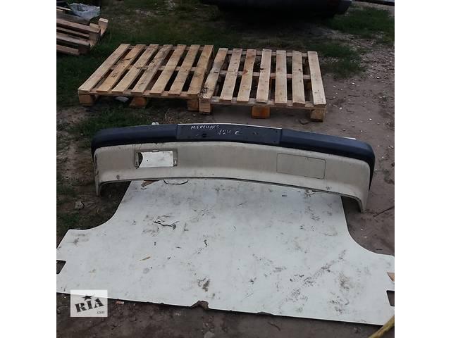 бу Б/у бампер передний для Mercedes E-124 в Ковеле