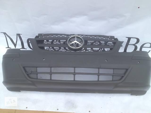 Б/у бампер передний для Mercedes Vito 639- объявление о продаже  в Луцке