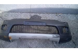 б/у Бамперы передние Mitsubishi Pajero Sport