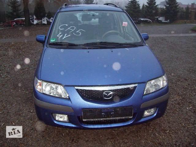купить бу Б/у бампер передний для минивена Mazda Premacy 2003 в Луцке