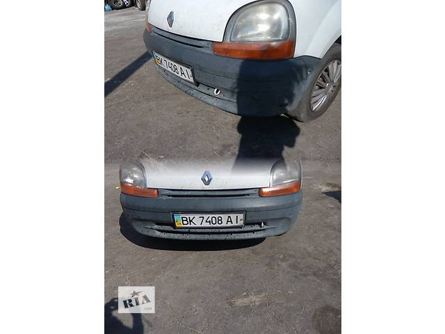 продам Б/у бампер передний для минивена Renault Kangoo бу в Радивилове