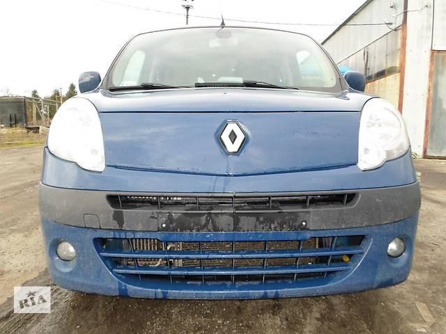 бу Б/у Бампер передний для Renault Kangoo Рено Канго Кенго 1,5 DCI К9К B802, N764 2008-2012 в Луцке