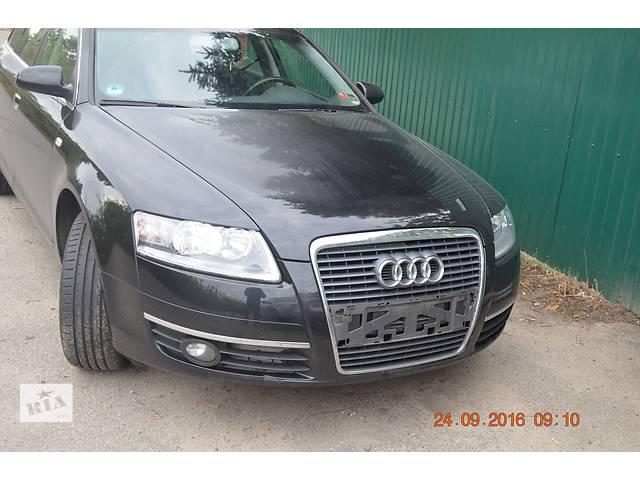 купить бу Б/у бампер передний для седана Audi A6 в Киеве