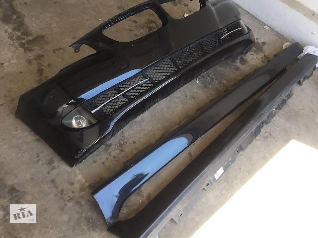 Б/у бампер передний для седана BMW 5 Series 2012- объявление о продаже  в Киеве