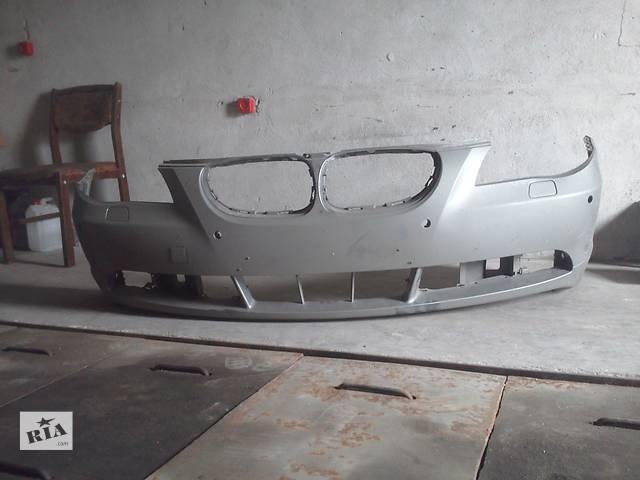 бу Б/у бампер передний для седана BMW 520 в Днепре (Днепропетровске)