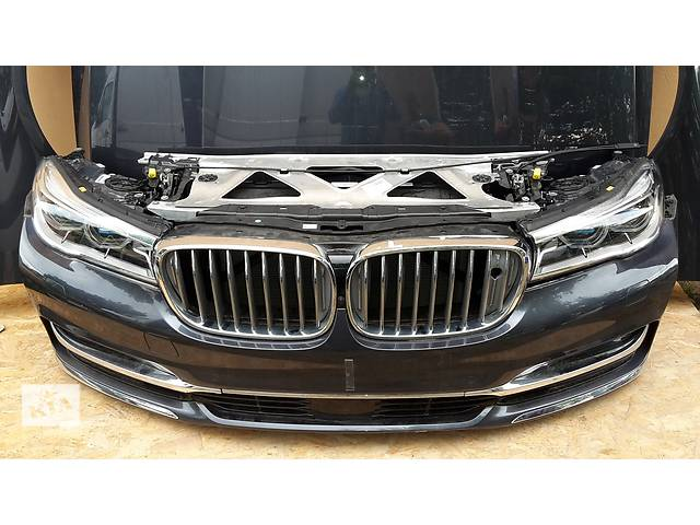 бу Б/у бампер передний для седана BMW 7 Series (все) в Львове