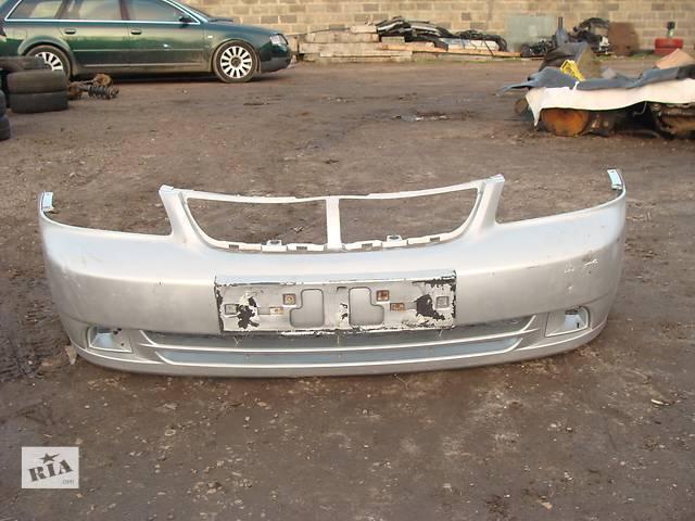 продам Б/у бампер передний для седана Chevrolet Lacetti бу в Черкассах