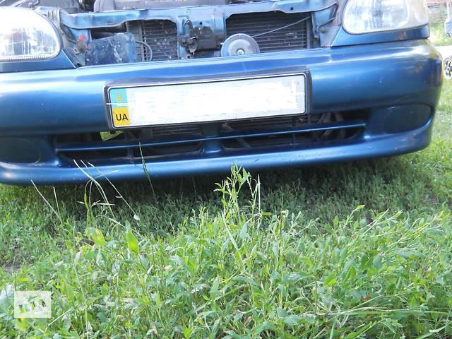 Б/у бампер передний для седана Daewoo Lanos- объявление о продаже  в Краснограде