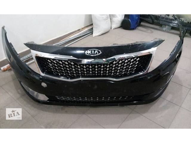 Б/у бампер передний для седана Kia Optima- объявление о продаже  в Ивано-Франковске