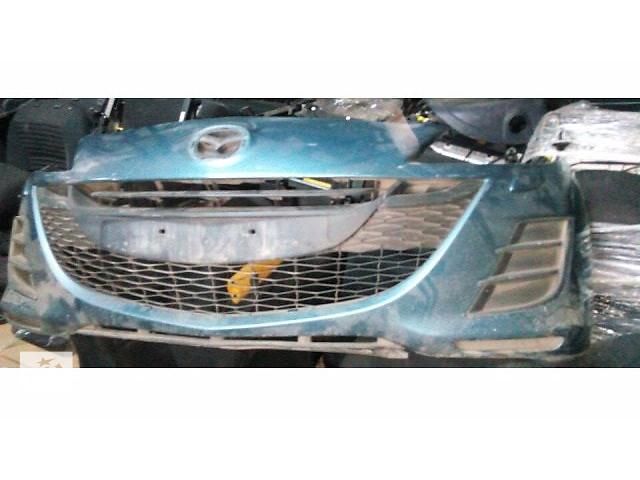 купить бу Б/у бампер передний для седана Mazda 3 2010 в Ровно