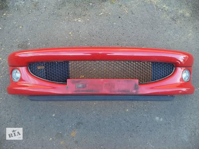 Б/у бампер передний для  Peugeot 206 (02-10)- объявление о продаже  в Луцке
