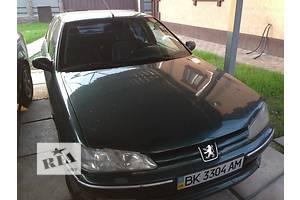б/у Бамперы передние Peugeot 406