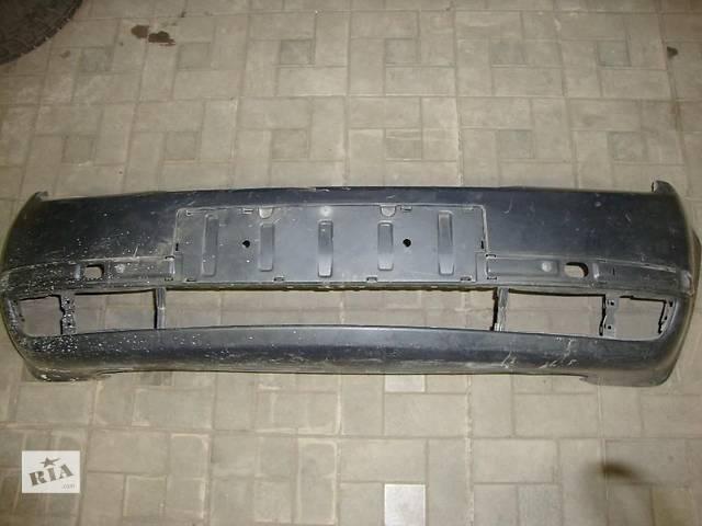 продам Б/у бампер передний для седана Skoda Fabia бу в Виннице