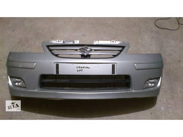 продам Б/у бампер передний для седана Suzuki Liana бу в Ровно