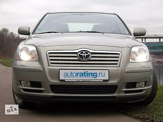 продам Б/у бампер передний для седана Toyota Avensis бу в Одессе